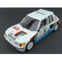 Peugeot 205 T16 Nr.2 Winner Rally Monte Carlo 1985 model 1:18 IXO MODELS 18RMC020