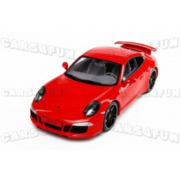 Porsche 911 Type 991 Carrera S Aerokit Cup 2014, GT Spirit 1:18