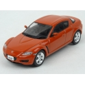 Mazda RX-8 2003 (Red met.) model 1:43 First 43 Models F43-029