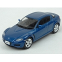 Mazda RX-8 2003 (Blue met.) model 1:43 First 43 Models F43-030