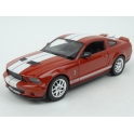 Ford Mustang Shelby Cobra GT500 2007 model 1:24 WELLY WE-22473r