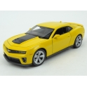 Chevrolet Camaro ZL1 2012 model 1:24 WELLY WE-24042y