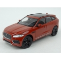 Jaguar F-Pace 2016 (Red) model 1:24 WELLY WE-24070r