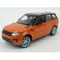 Land Rover Range Rover Sport 2016 model 1:24 WELLY WE-24059or