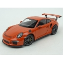 Porsche 911 (991) GT3 RS 2016 (Orange) model 1:24 WELLY WE-24080or