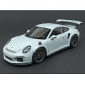 Porsche 911 (991) GT3 RS 2016 (White) model 1:24 WELLY WE-24080w