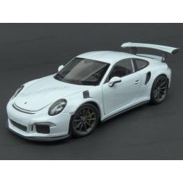 Porsche 911 (991) GT3 RS 2016 (White) model 1:24 WELLY WE-24080w