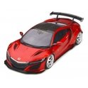 Honda NSX Liberty Walk LB Performance 2017 model 1:18 GT Spirit GT245