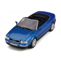 Audi Cabriolet (B3 Typ 8G) 2.8l 1998 (Kingfisher Blue) model 1:18 OttO mobile OT825
