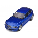 BMW (E36/8) Z3 M Coupe 3,2 1999, OttO mobile 1/18 scale