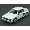 Audi Quattro Gr.B Mittlemotor-Prototyp 1985, AutoCult 1/43 scale