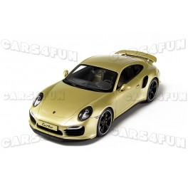 Porsche 911 Type 991 Turbo Exclusive 2013, GT Spirit 1:18