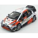 Toyota Yaris WRC Nr.9 Rally Italia Sardegna 2018 (3rd Place) model 1:43 IXO Models RAM678