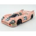 """Porsche 917/20 Nr.23 """"Pink Pig"""" 24h Le Mans 1971 (1st Practice), Minichamps 1/18 scale"""