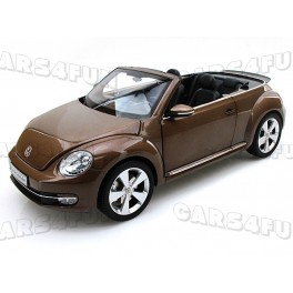 Volkswagen The Beetle Convertible 2012