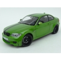 "BMW (E82) 1M Coupe ""Green Mamba"" 2011 model 1:18 Minichamps MI-110020024"