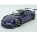 Porsche 911 (991) GT3 RS 2015 (Ultraviolet), Minichamps 1/18 scale