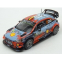 Hyundai i20 Coupe WRC Nr.11 Winner Argentina Rally 2019 model 1:43 IXO Models RAM721