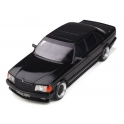 Mercedes Benz (W126) 560 6.0 SEL AMG 1989 model 1:18 OttO mobile OT297