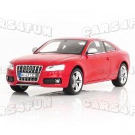 Audi S5 Coupe 2009, NOREV 1:18