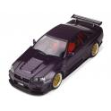 Nissan Skyline GT-R (R34) Nismo Z-tune 1998 model 1:18 OttO mobile OT811