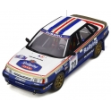 Subaru Legacy RS Gr.A Nr.21 RAC Rally 1991, OttO mobile 1/18 scale