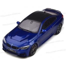 BMW (F82) M4 CS 2017 model 1:18 GT Spirit GT059