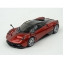 Pagani Huayra 2013 (Red met.) model 1:43 WELLY GT Autos WE-41011GWrm