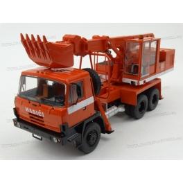 Tatra T815 UDS-114A Hasiči 1987 model 1:43 Start Scale Models (SSM) SSM1400
