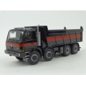 Tatra T815 8X8.2 TERRNo1 S1 Sklápěč 2000 (Black/Red) model 1:43 Kaden T80-2096