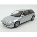 Honda Civic (EF-3) Si 1987 (Silver) model 1:18 Triple9 T9-1800100