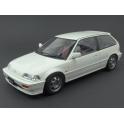 Honda Civic (EF-3) Si 1987 (White) model 1:18 Triple9 T9-1800104