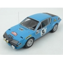 Renault Alpine A310 Nr.5 Rally Monte Carlo 1975, IXO Models 1/18 scale