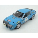 Renault Alpine A310 Nr.11 Rally Monte Carlo 1975, IXO Models 1/18 scale