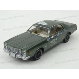 Plymouth Fury Checker Cab 1976