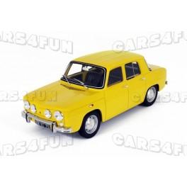 Renault 8 S 1969, OttO mobile 1:18
