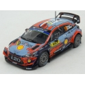 Hyundai i20 Coupe WRC Nr.19 Rally Catalunya 2019 model 1:43 IXO Models RAM733