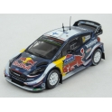 Ford Fiesta WRC Nr.3 Rally Finland 2018, IXO Models 1/43 scale