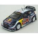 Ford Fiesta WRC Nr.1 Rally Australia 2018 (World Champion) model 1:43 IXO Models RAM690