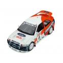 Ford Escort RS Cosworth Gr.A Nr.4 Rallye Sanremo 1996 (2nd place), OttO mobile 1/18 scale