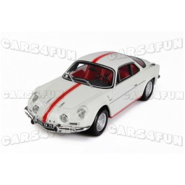 Renault Alpine A110 1600S Olympique 1968, OttO mobile 1:18