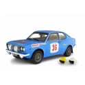 Fiat 128 Coupe 1300 SL Nr.36  Rallye Isola d´Elba 1972, Laudoracing-Model 1/18 scale