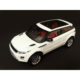 Land Rover Range Rover Evoque 2011, WELLY GT Autos1:18