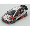 Toyota Yaris WRC Nr.7 Winner Rallye Australia 2018 model 1:43 IXO Models RAM689