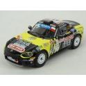 Fiat Abarth 124 RGT Nr.27 Rally Poland 2019 model 1:43 IXO Models RAM718