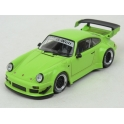 Porsche 911 (930) RWB (RAUH-Welt Begriff) 2011 (Green) model 1:43 IXO Models MOC208