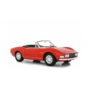 Fiat Dino Spider 2000 1967 (Red), Laudoracing-Model 1/18 scale