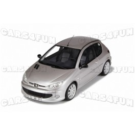 Peugeot 206 GT 2003, OttO mobile 1:18