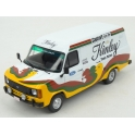 Ford Transit Mk.II Assistance Kinley Team Belgium 1978 model 1:43 IXO Models RAC283