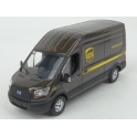 Ford Transit High Roof UPS 2018 model 1:43 GreenLight GL86169